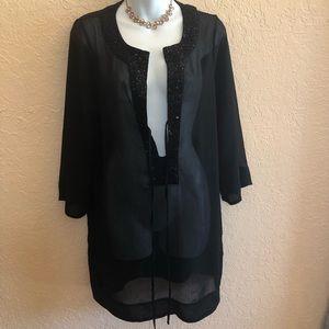 Tommy Bahama swimsuit coverup size medium